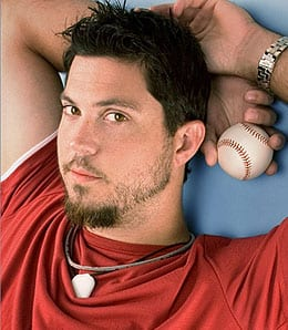 Josh Beckett is racking up the wins for the Boston Red Sox.