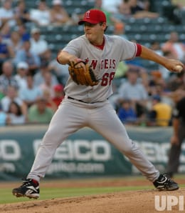 Joe Saunders looked superb for the Los Angeles Angels.