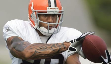 Kellen Winslow Jr. is healthy again for the Cleveland Browns.