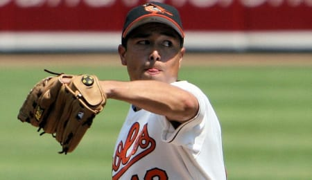 Rodrigo Lopez has two starts this week for the Baltimore Orioles.