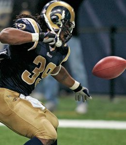 St. Louis Rams running back Steven Jackson could become the top fantasy earner in 2007.