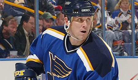 St.. Louis Blues left winger Keith Tkachuk is likely to have a new address soon.