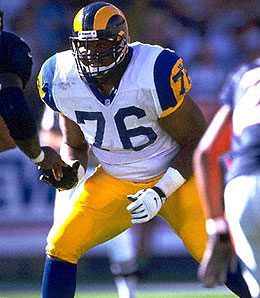 When St. Louis Rams tackle Orlando Pace went down for the year, he took wide receiver Torry Holt's stats with him.