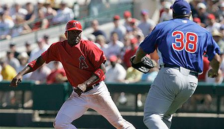 Los Angeles Angels outfielder Gary Matthews Jr.'s problems are growing by the minute, so to speak.