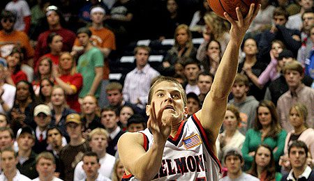 Belmont Bruins guard Justin Hare is the club's top threat off the bench.