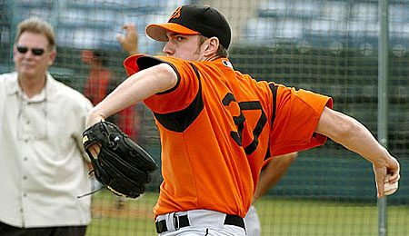 Baltimore Orioles relief pitcher Chris Ray is a solid fantasy option for your bullpen.