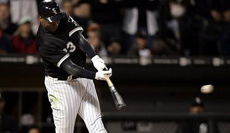 Is Chicago White Sox outfielder Jermaine Dye at his peak value?