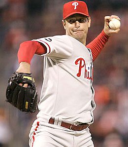 Philadelphia Phillies starter Jamie Moyer continues to defy the odds at the age of 44.
