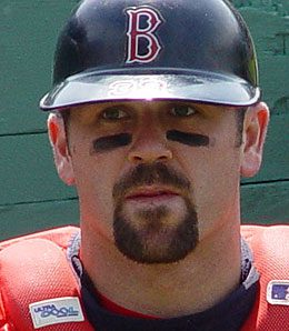 Boston Red Sox catcher Jason Varitek's days as a top fantasy option are over.