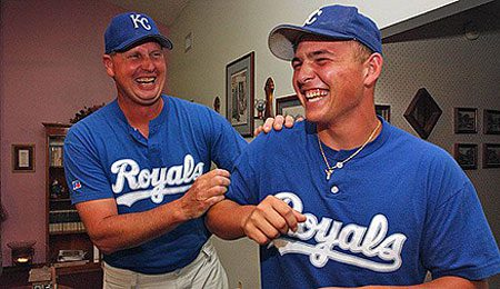 Kansas City Royals DH Billy Butler is off to a blazing start.
