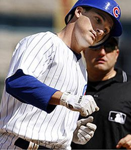 Chicago Cubs second baseman Ryan Theriot is looking like someone to keep for the rest of the season.