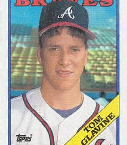 New York Mets starter Tom Glavine is the 23rd member of the 300-win club.
