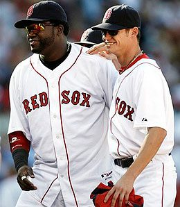 Red Sox rookie starter Clay Buchholz made a serious instant impact.
