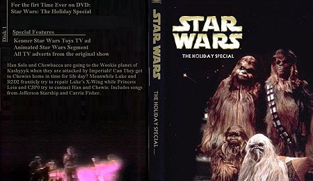 Why don't they show the Star Wars Holiday Special more often?