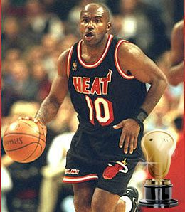 Tim Hardaway stuck his foot in his mouth and just kept chewing.