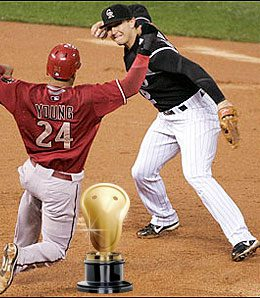 Troy Tulowitzki knows how to play with himself.