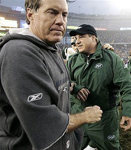 Eric Mangini has his work cut out for him in 2008.