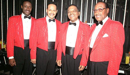 The Four Tops sang about the Bengals.
