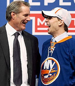 John Tavares will help bring the New York Islanders back into contention.