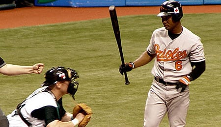 Melvin Mora has been unable to duplicate his comeback season in 2008 for the Baltimore Orioles.