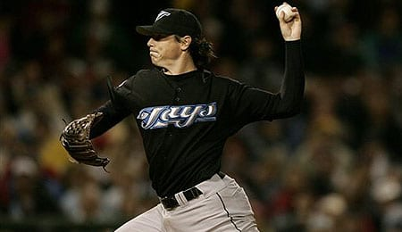 Scott Downs will be lost to the Toronto Blue Jays for a couple of weeks.