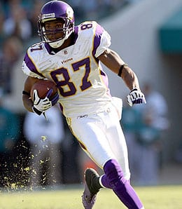 Bernard Berrian was a superb free-agent acquisition for the Minnesota Vikings.