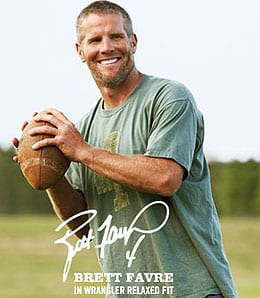 Brett Favre helped the New York Jets recover from an awful 2007 season.