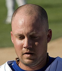 Casey McGehee is hitting up a storm for the Milwaukee Brewers.