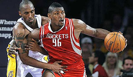 Ron Artest is heading to the defending Champion Los Angeles Lakers.