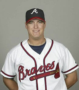 Kelly Johnson has been awful for the Atlanta Braves.
