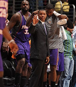 Alvin Gentry will try to guide the Phoenix Suns back into the playoffs.
