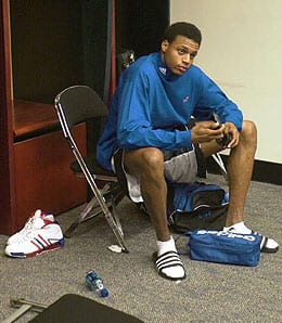 Brandon Rush could be in for a breakout year with the Indiana Pacers.