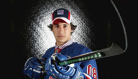 Michael Del Zotto is off to a massive start for the New York Rangers.