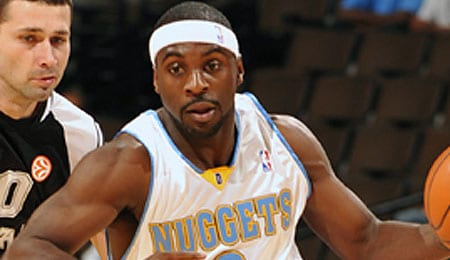Ty Lawson has shown promise for the Denver Nuggets.