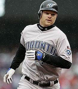 Adam Lind is a keeper for the Toronto Blue Jays.