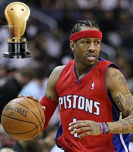 Allen Iverson has killed Fantasy owners.