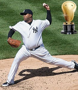 CC Sabathia helped the New York Yankees end their World Series drought.