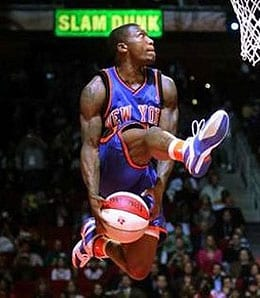 Nate Robinson has a penchant for pissing people off.