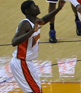 Anthony Morrow is returning for the Golden State Warriors.
