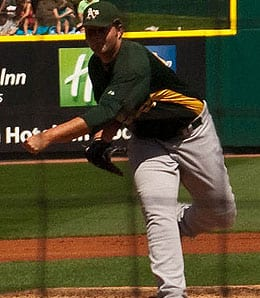 Brett Anderson is poised to be a star for the Oakland A's.