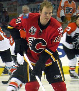 Matt Stajan could be solid down the stretch for the Calgary Flames.