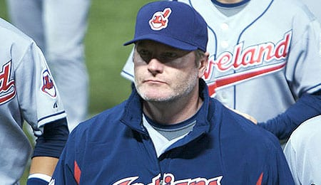 Eric Wedge was canned by the Cleveland Indians.