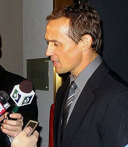 Steve Yzerman is the new head man for the Tampa Bay Lightning.