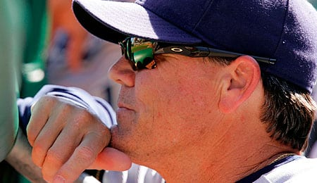 Ned Yost still doesn't have the Kansas City Royals playing well.