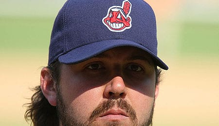 Chris Perez has taken over as closer for the Cleveland Indians.