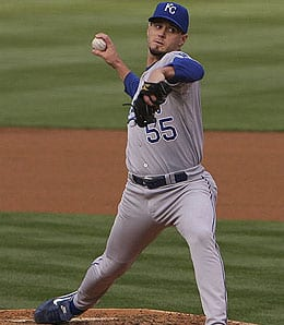 Gil Meche is finally getting healthy for the Kansas City Royals.