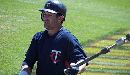 Nick Punto is slumping for the Minnesota Twins.