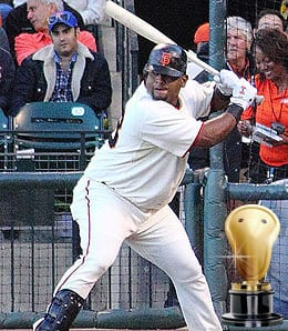Pablo Sandoval stunk it up for the San Francisco Giants.