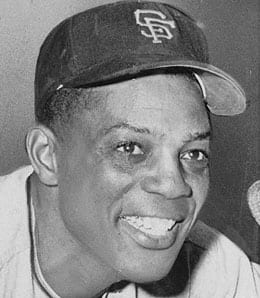 Willie Mays never won a World Series in San Francisco.