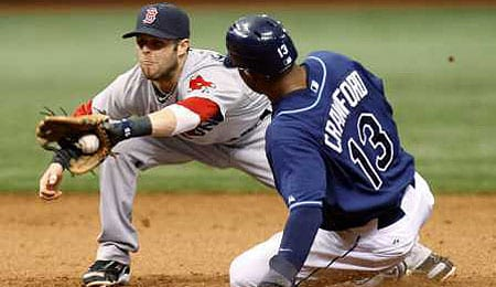 Carl Crawford brings his talents to the Boston Red Sox.